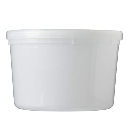 Extreme Freeze Reditainer 64 oz. Freezeable Deli Food Containers w/ Lids -...