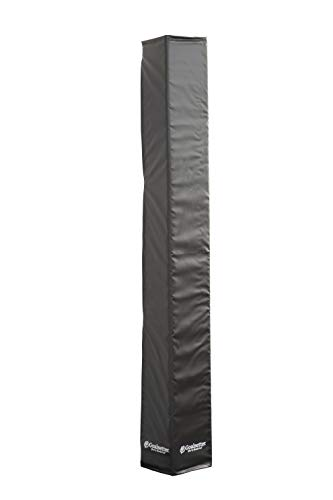 Goalsetter Basketball Pole Pad Provides Padded Protection on Three Sides...