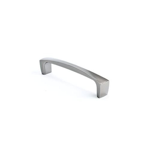 Berenson Aspire 128mm Center to Center Bar Cabinet Pull, Brushed Tin