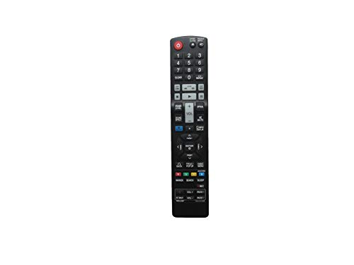 HCDZ Replacement Remote Control for LG AKB73775804 LHB326 Blu-ray DVD Home...