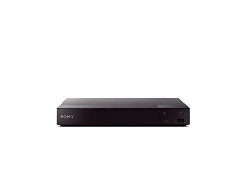 Sony BDP-S6700 4K Upscaling 3D Streaming Home Theater Blu-Ray Disc Player...