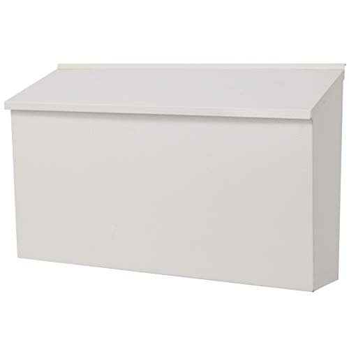 KYODOLED Wall-Mount Mailbox,Large Capacity Mail Box,Galvanized Steel...