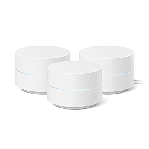 Google Wifi - AC1200 - Mesh WiFi System - Wifi Router - 4500 Sq Ft...