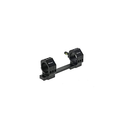 Wheeler 1-Piece Bolt Action Mount - 30mm High Scope Mount for Savage 110...