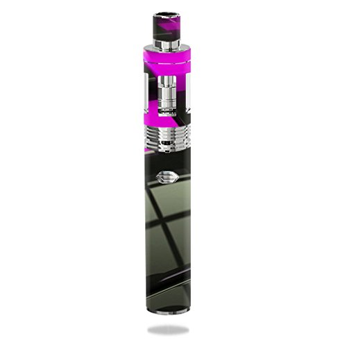 MightySkins Skin Compatible with Eleaf iJust 2 – 3D | Protective,...