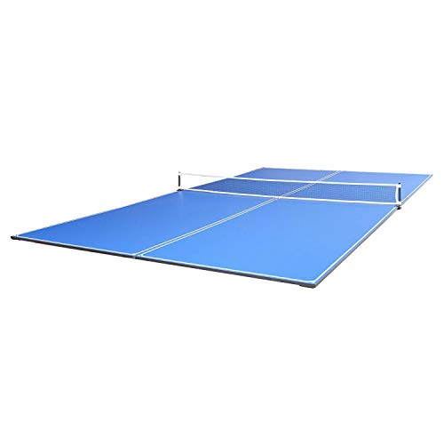JOOLA Tetra - 4 Piece Ping Pong Table Top for Pool Table - Includes Ping...