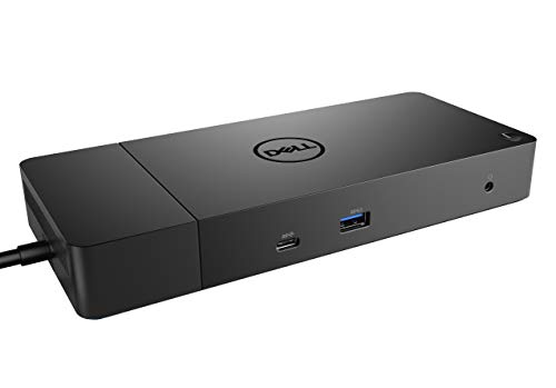 Dell WD19 130W Docking Station (with 90W Power Delivery) USB-C, HDMI, Dual...