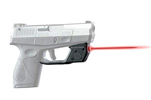 ArmaLaser Designed to fit Taurus 709 740 Slim TR18 Red Laser Sight with...