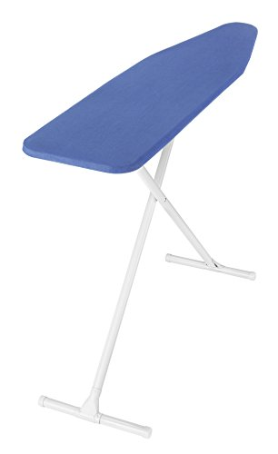 Whitmor T-Leg Ironing Board with Cover and Pad