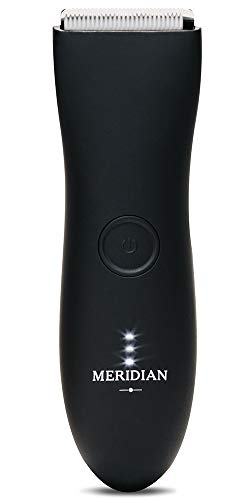 The Trimmer by Meridian: Electric Below-The-Belt Trimmer Built for Men |...