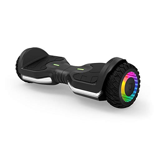 Jetson Flash Self Balancing Hoverboard with Built In Bluetooth Speaker |...