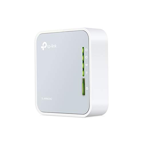 TP-Link AC750 Wireless Portable Nano Travel Router(TL-WR902AC) - Support...