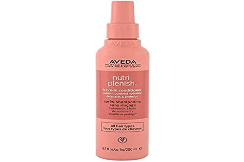 Aveda Nutriplenish Leave-in Conditioner Thermal Styling up to 450 F 6.7 oz