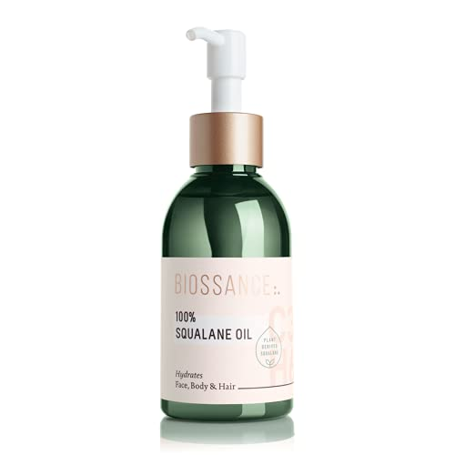 Biossance 100% Squalane Oil. Sustainable, Pure and Vegan Facial and Body...