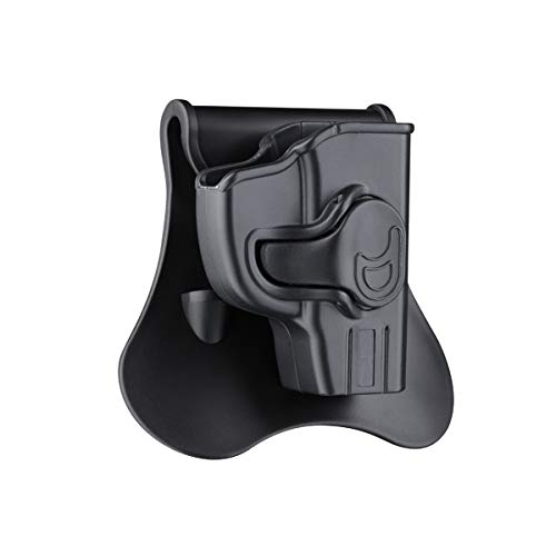 OWB Paddle Holster for Ruger LCP, Kel-Tec P3AT 380 Sub-Compact Pistol(Not...