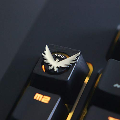 Mugen The Division Custom Gaming Keycaps for Cherry MX Switches - Fits Most...