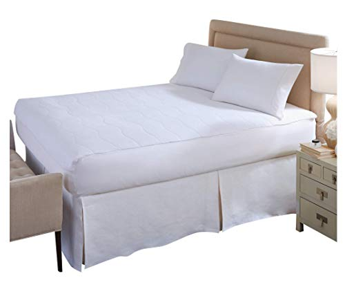 Perfect Fit SoftHeat   Smart Heated Electric Mattress Pad with Safe & Warm...
