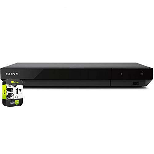 Sony 4K Ultra HD Blu Ray Player with Dolby Vision (UBP-X700) with 1 Year...