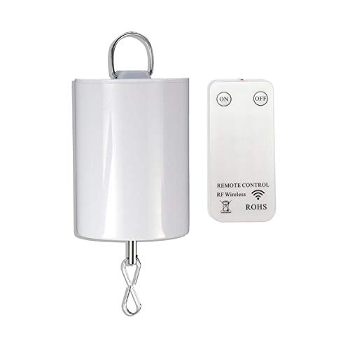 FONMY Hanging Display Motor with Remote for Wind Spinner Ornament Hanging...