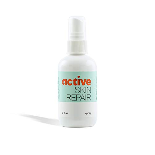 Active Skin Repair Spray - Natural & Non-Toxic First Aid Healing Ointment &...