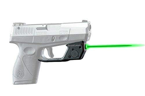 ArmaLaser Designed to fit Taurus 709 740 Slim TR18G Green Laser Sight with...
