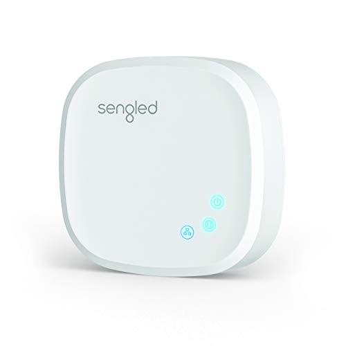 Sengled Smart Hub, For Use with Sengled Smart Products, Compatible with...