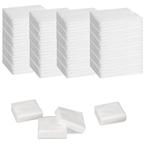 1200 PCS Square Gun Cleaning Patches, 2'' X 2'' Non-woven Gun Cleaning...