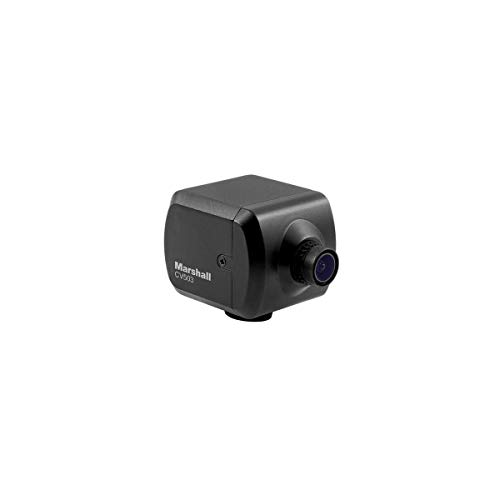 Marshall Electronics CV503 Full HD Miniature Camera with M12 Mount and...