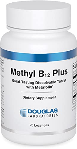 DOUGLAS LABORATORIES - Methyl B12 Plus - Supports Blood Cell Production,...