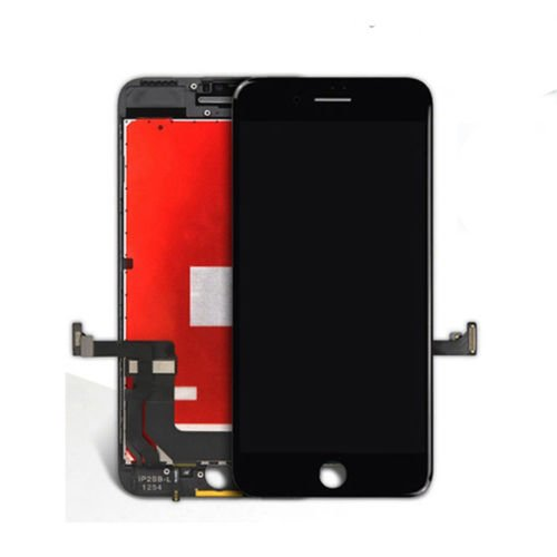 Black Replacement LCD Screen Compatible with iPhone 7 Plus 5.5 Inch Display...