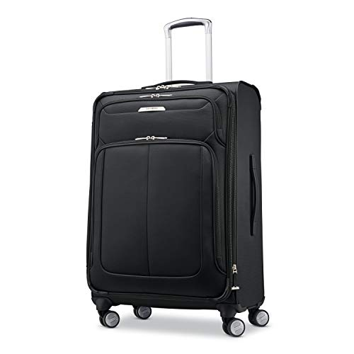 Samsonite Solyte DLX Softside Expandable Luggage with Spinner Wheels,...