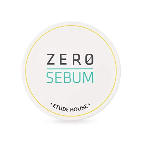 Etude House - Zero Sebum Drying Powder for oily, dry and normal skin -...