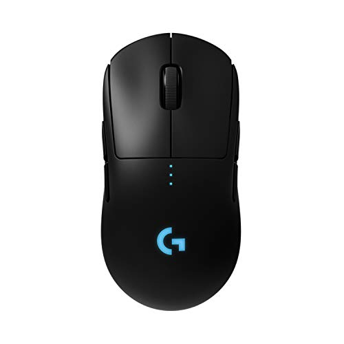 Logitech G Pro Wireless Gaming Mouse with Esports Grade Performance