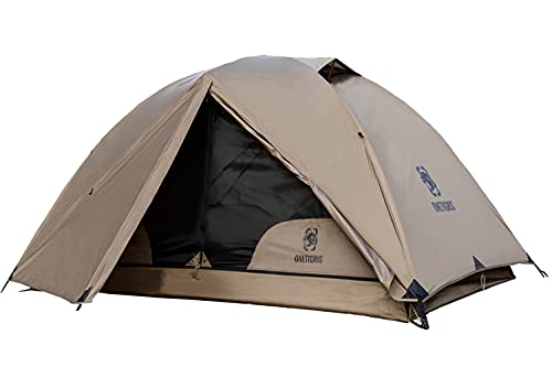 OneTigris COSMITTO 2 Person Backpacking Tent - Free Standing Lightweight...