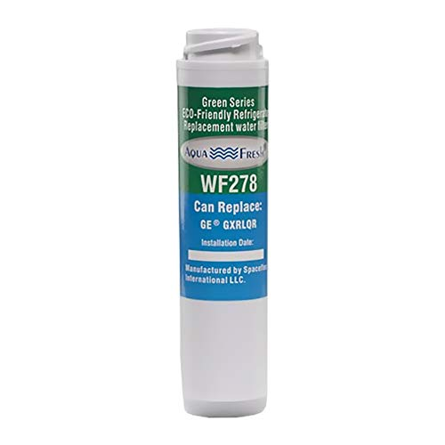 Aqua Fresh WF278 Replacement Inline Water Filter for GE-GXRLQR (1 Pack)