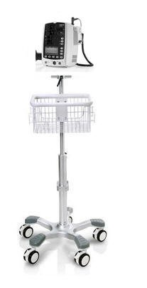 Rolling Stand for Mindray Vs-800 (Dpm3) Vital Sign Monitor with Concave...