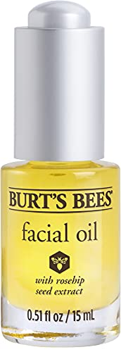 Burt's Bees Facial Oil with Rosehip Extract, 0.51 Oz (Package May Vary)