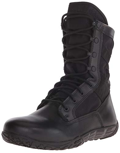 TACTICAL RESEARCH TR Men's Mini-Mil TR102 8' Minimalist Boot for Law...
