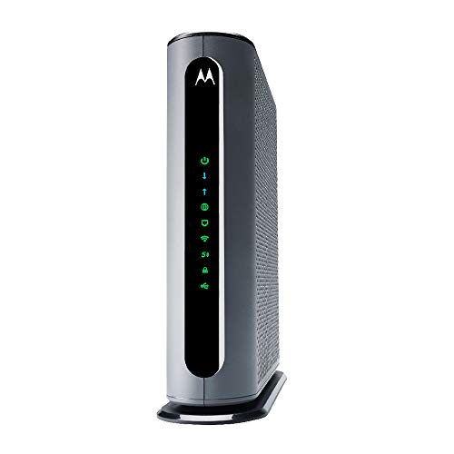 Motorola MG8702 | DOCSIS 3.1 Cable Modem + Wi-Fi Router (High Speed Combo)...