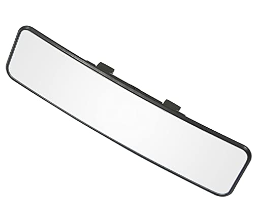 KITBEST Rear View Mirror, 11.4 Inch Panoramic interior Clip On Rearview...