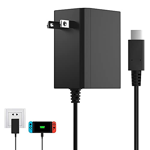 BENSN 39W Fast Charger for Nintendo Switch Lite and Switch Dock Pro...