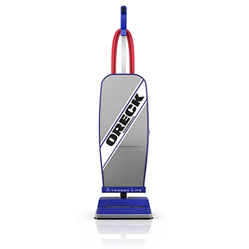 ORECK XL COMMERCIAL Upright Vacuum Cleaner, Bagged Professional Pro Grade,...