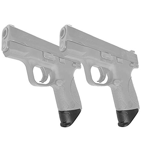 AmeriGun Club 2 Packs Grip Extension for Smith & Wesson M&P Shield 9mm and...