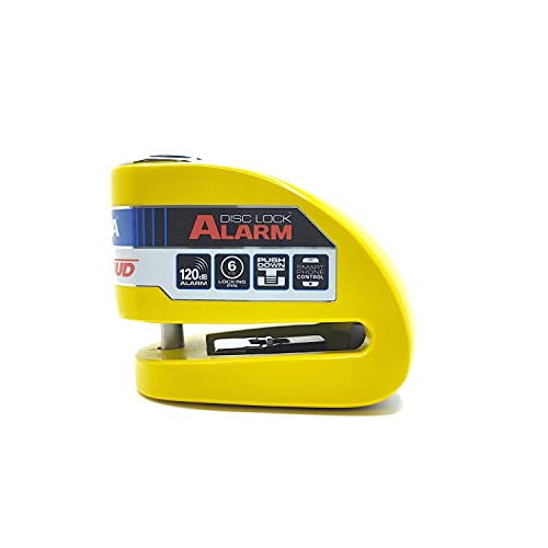 Xena XX6Y BLE Motorcycle Disc Lock Alarm Bluetooth Compatability