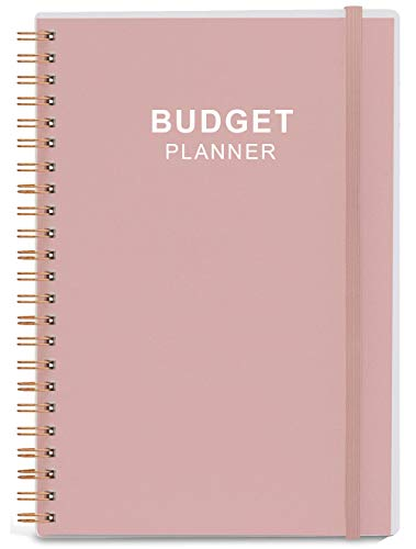 Budget Planner - Monthly Finance Organizer with Expense Tracker Notebook to...