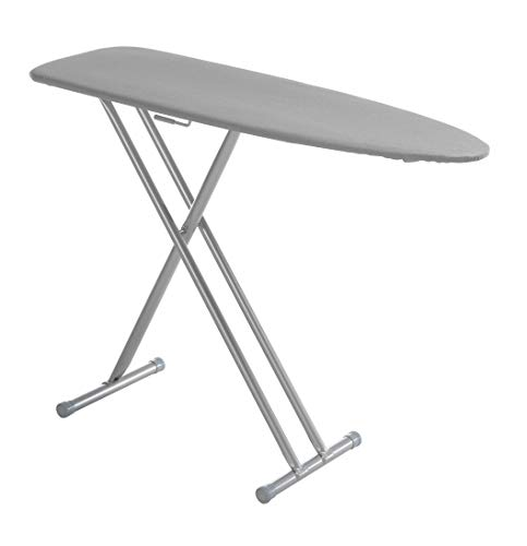 Mabel Home Ergo T-Leg Ironing Board with Silicone Coated Cover + Extra...