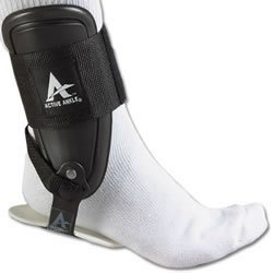 Active Ankle T2 Ankle Brace, Black Ankle Support for Men & Women, Ankle...