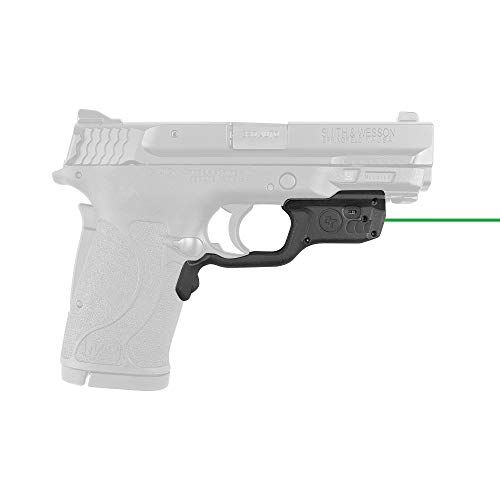 Crimson Trace LG-459G Laserguards with Green Laser, Heavy Duty Construction...