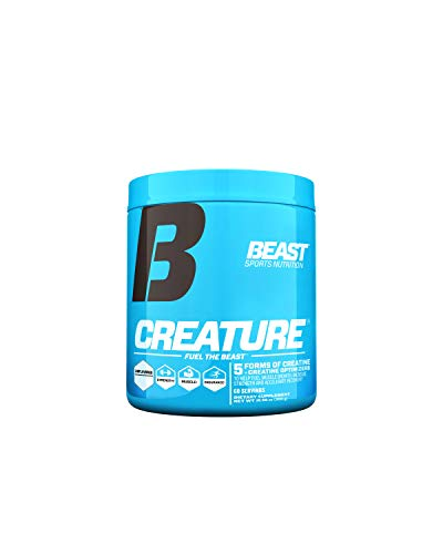 Beast Sports Nutrition – Creature Creatine Complex – Fuel Muscle Growth...