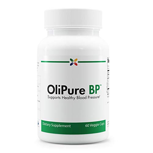 Stop Aging Now - OliPure BP Blood Pressure Support - Olive Leaf Extract...